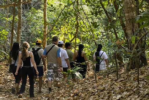 Ecoturismo en Chiapas